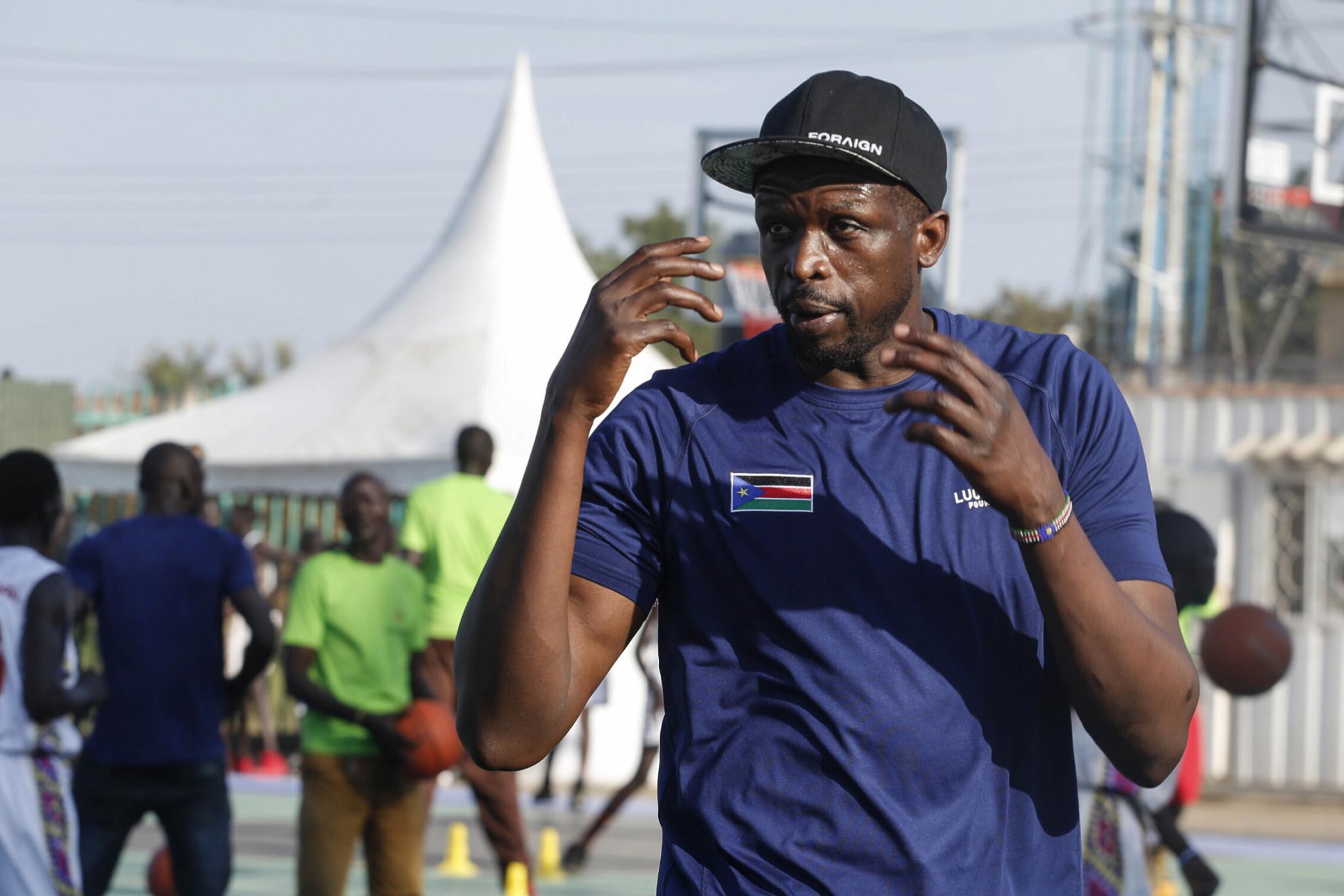 NBA star Deng elected President of South Sudan Basketball Federation