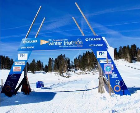 This year's ITU Winter Triathlon World Championships were held in Asiago in Italy ©World Triathlon