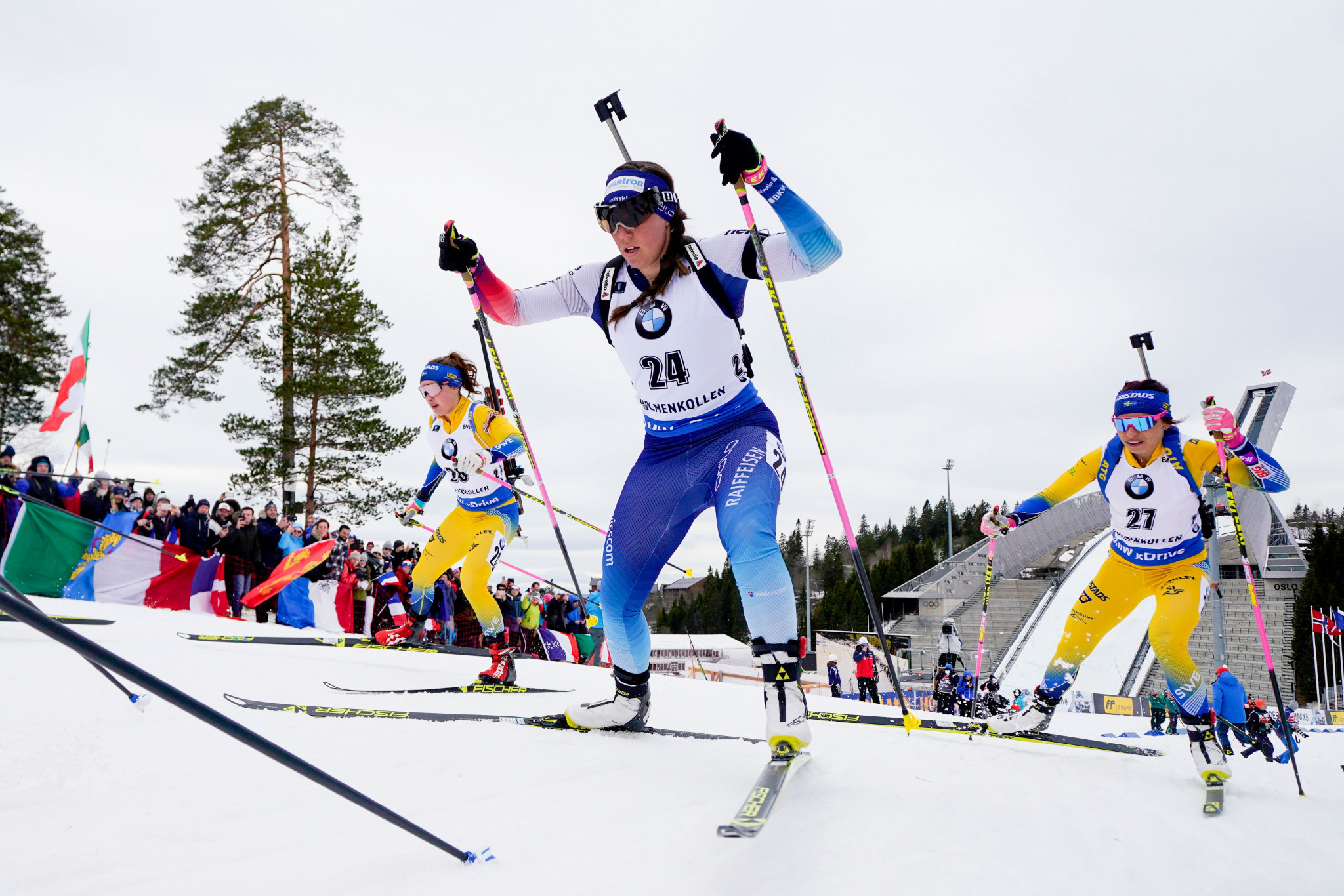 Biathlon At The 2020 Olympic Winter Games.International Biathlon Union Sign Agreement With Olympic Channel