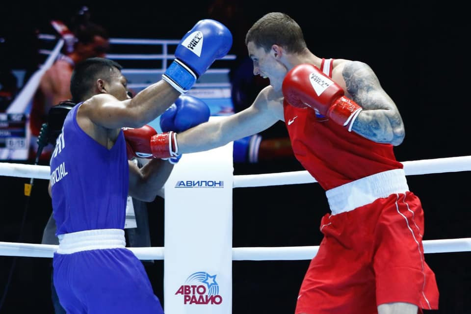 Russia hosted a successful AIBA Men's World Championships in Yekaterinburg in September, but could be prevented from staging such events for four years if WADA suspend the country ©Russian Boxing Federation