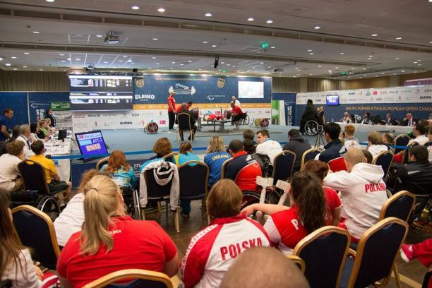 Records fall as IPC Powerlifting European Open concludes in Eger