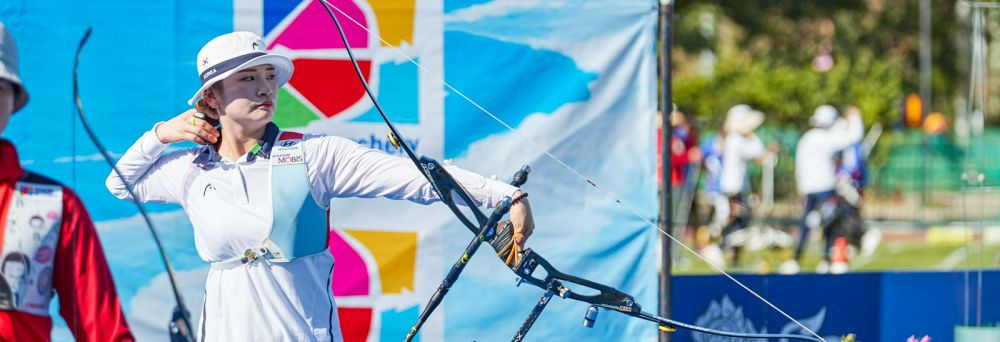 South Korea dominated the Asian Archery Championships in Bangkok ©World Archery