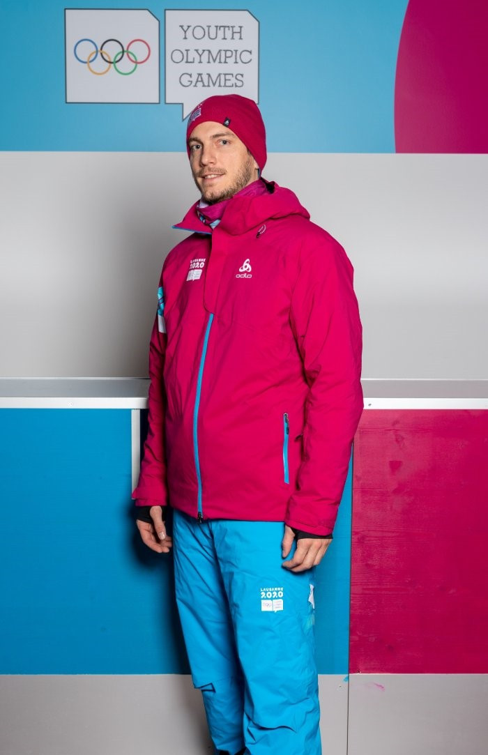 Volunteers working at snow sports events will be provided with snow trousers ©Lausanne 2020
