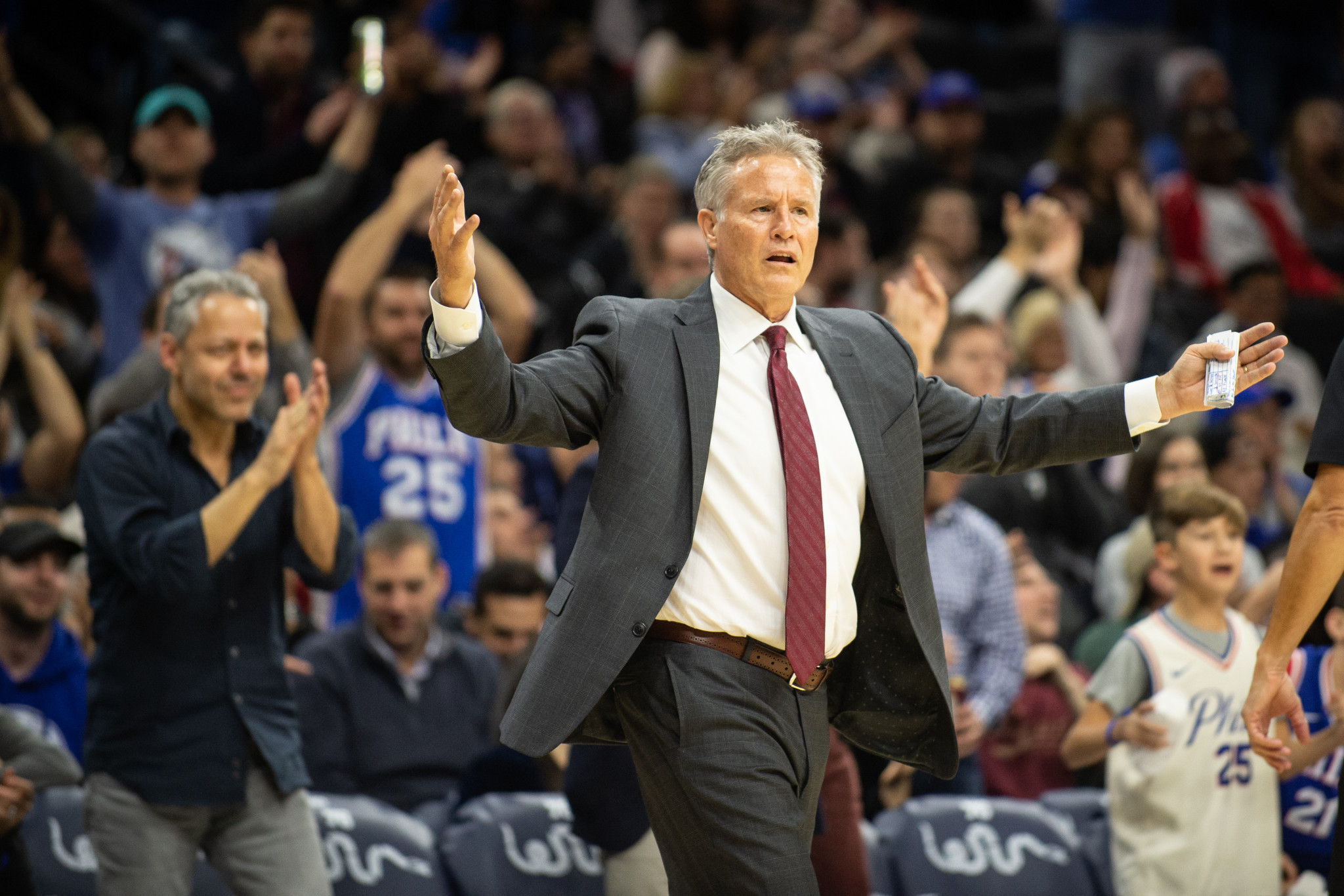 Brett Brown will lead Australia to Tokyo 2020 ©Getty Images