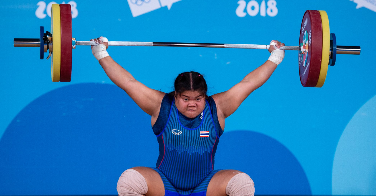 Exclusive: Thai weightlifter loses Youth Olympics gold medal for doping