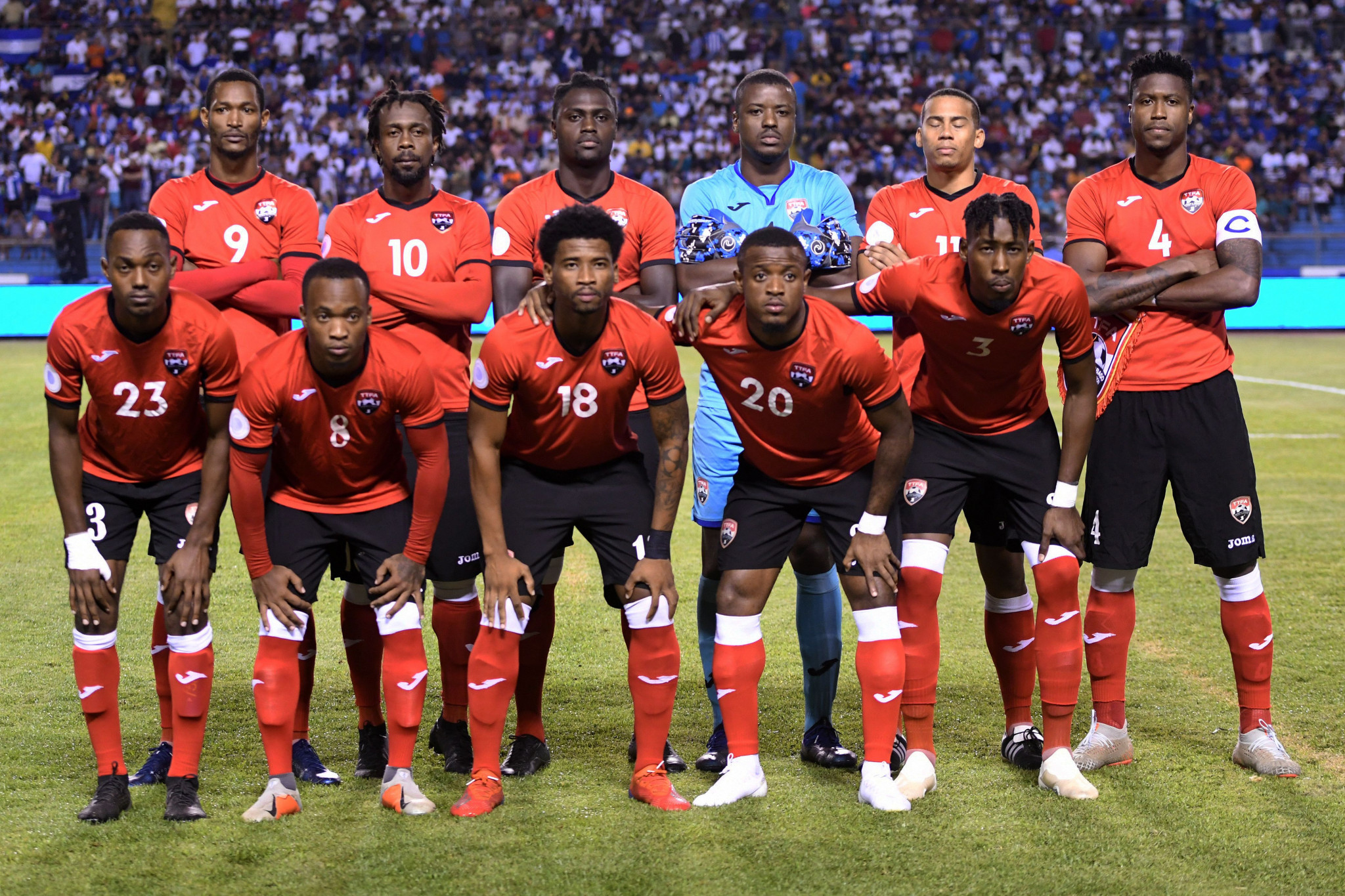 Football in Trinidad and Tobago is reportedly facing severe debt ©Getty Images