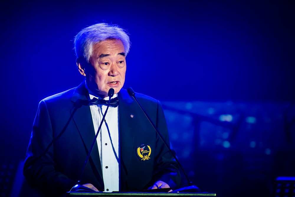"World Taekwondo President Choue sees Tokyo 2020 postponement as an ""opportunity"""