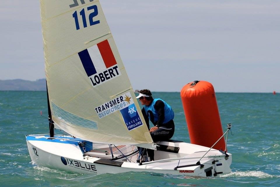 Lobert and Zbogar claim minor medals as Finn Gold Cup concludes
