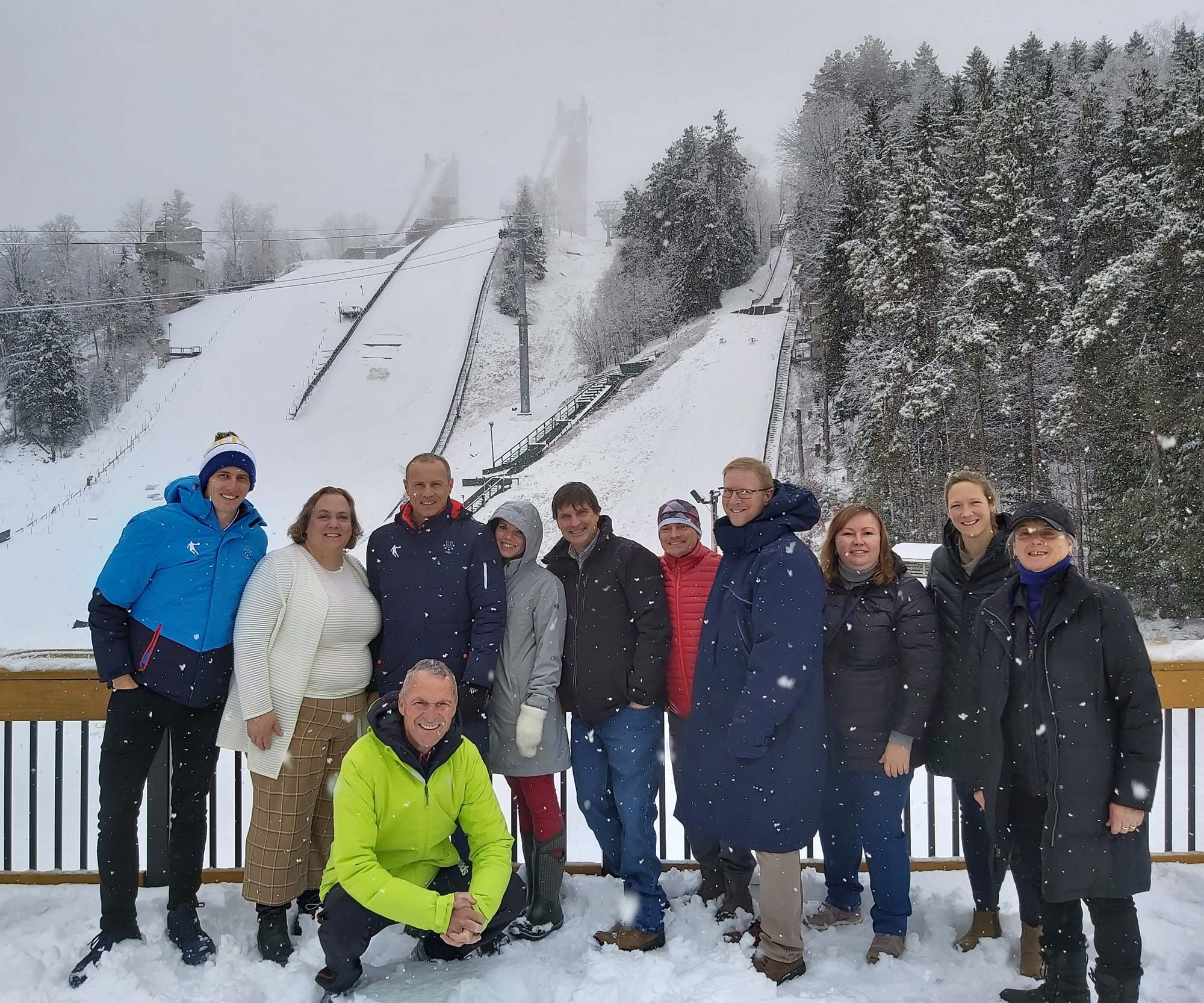 Lake Placid hosts FISU seminar in preparation for 2023 Winter Universiade