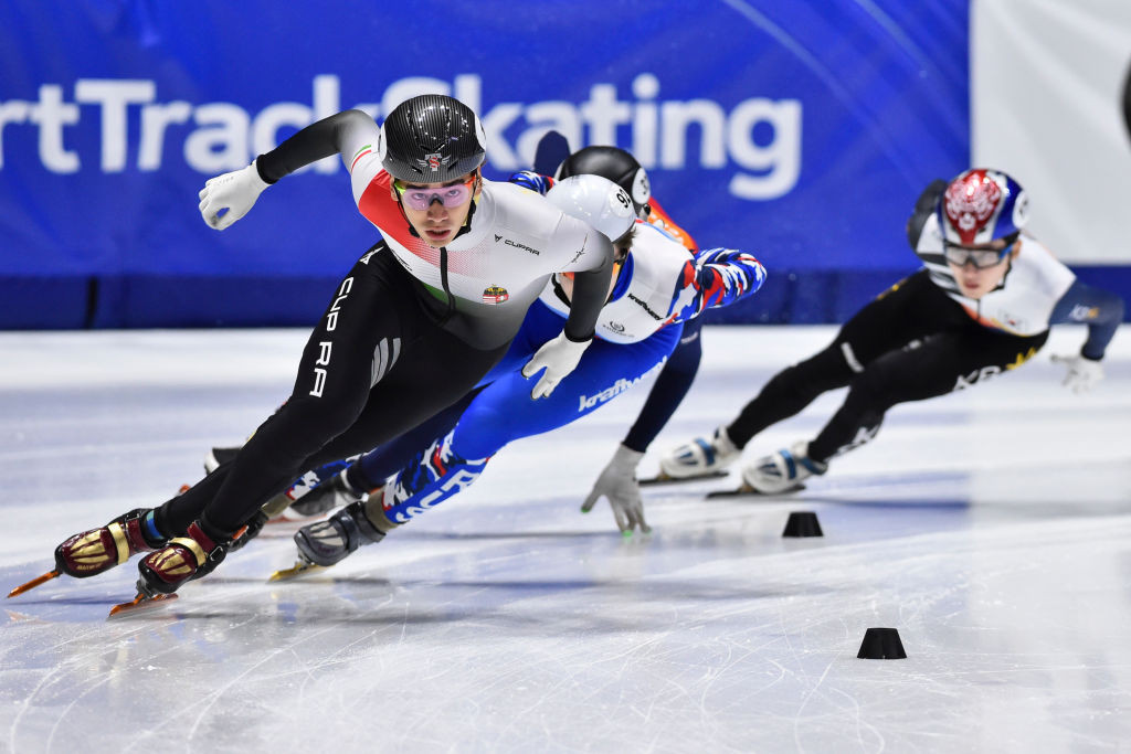 Short Track Speed Skating At The 2020 Olympic Winter Games.Asian Leg Of Isu Short Track Speed Skating World Cup Set To