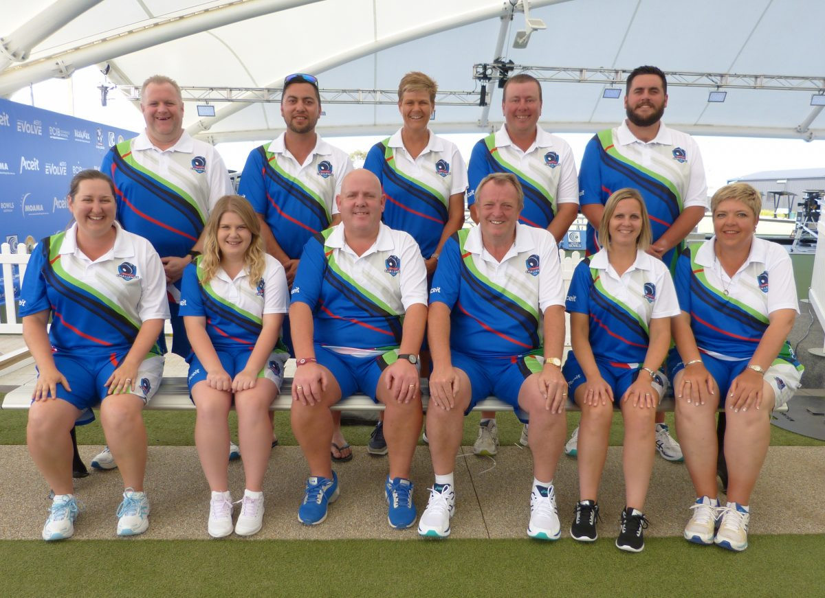 Scotland's Alex Marshall will captain the Rest of the World side ©World Bowls