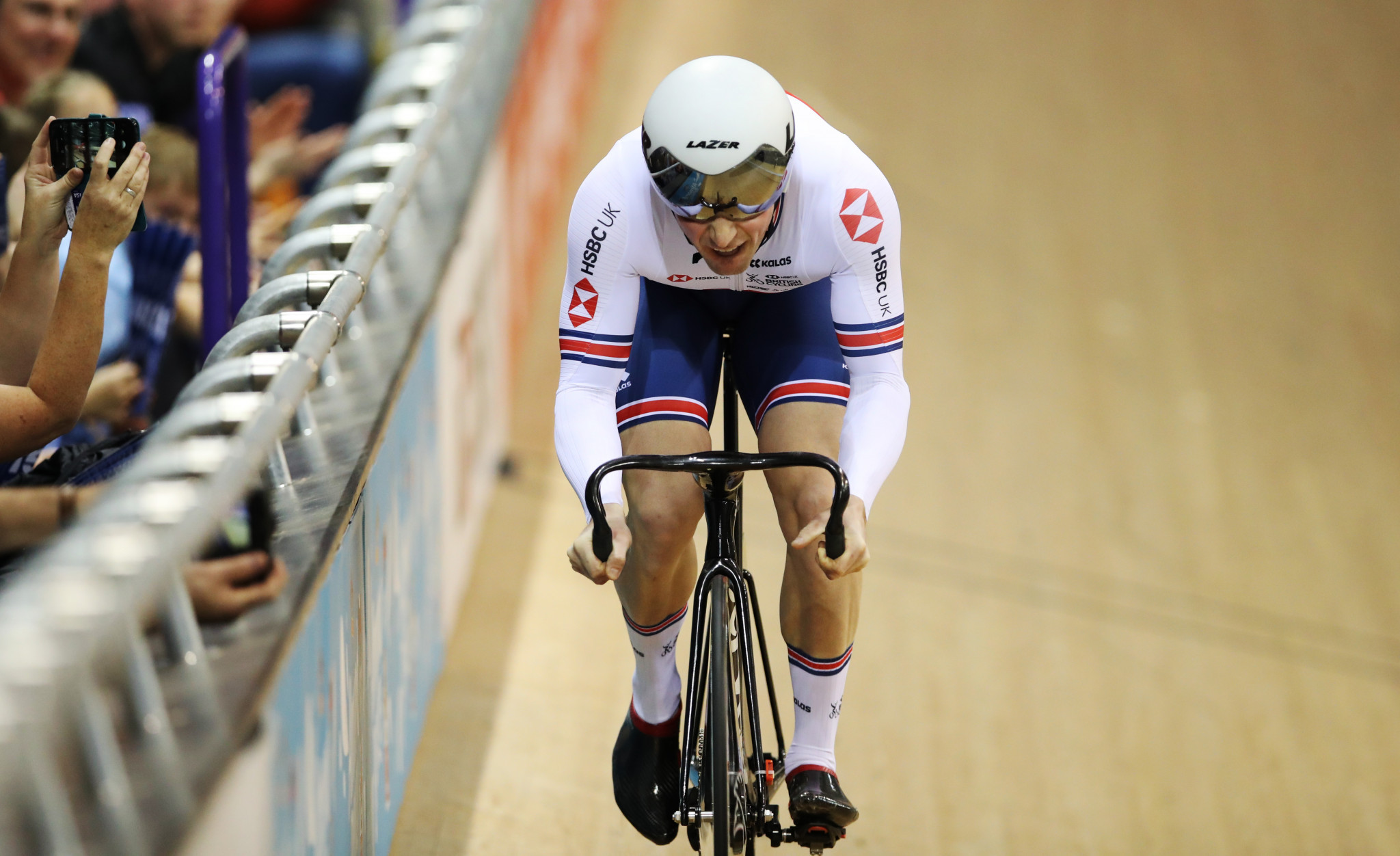 Britain have selected six-time Olympic gold medallist Jason Kenny ©Getty Images