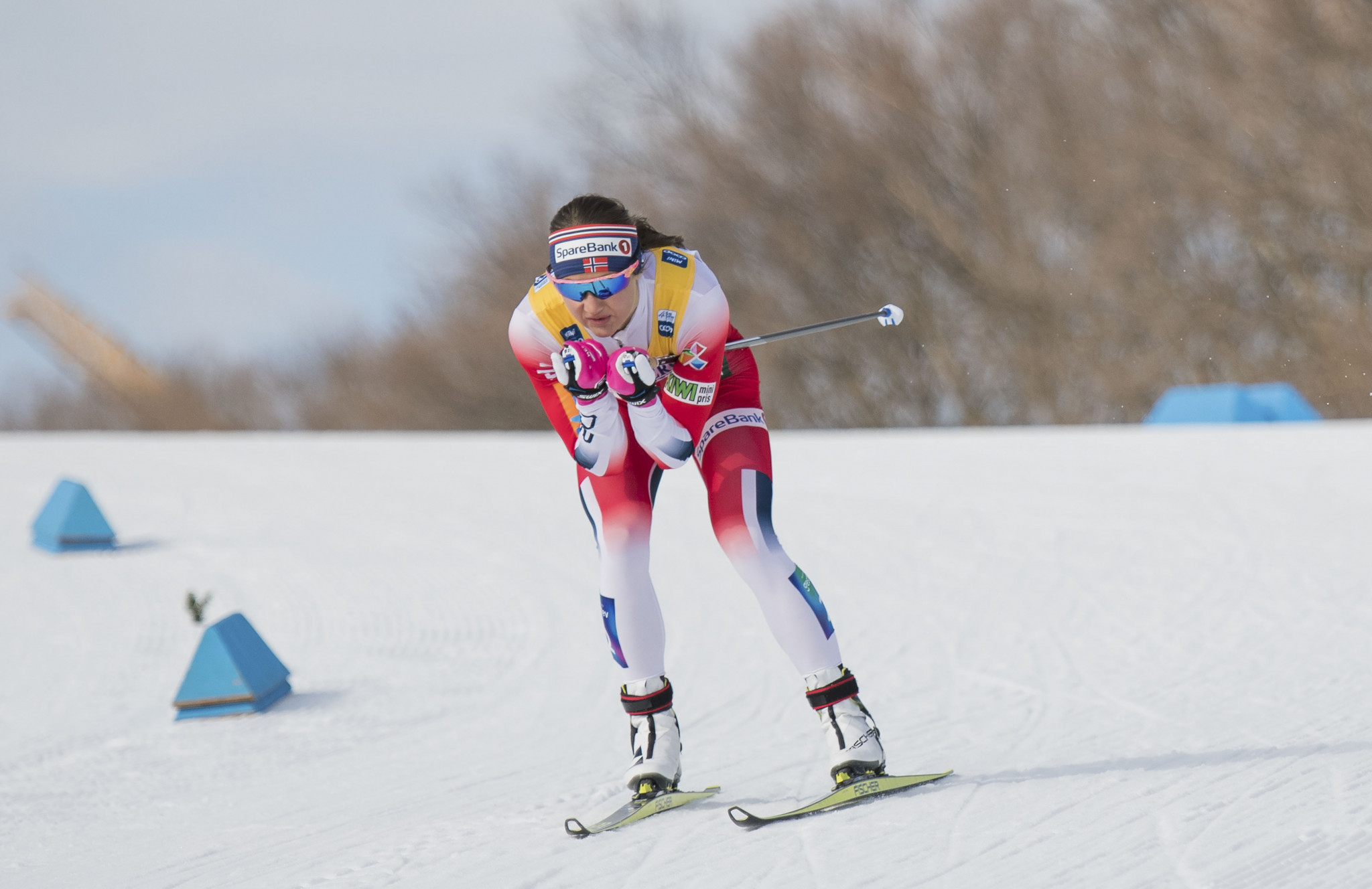 Ingvild Flugstad Østberg is the defending women's Cross-Country World Cup champion ©Getty Images