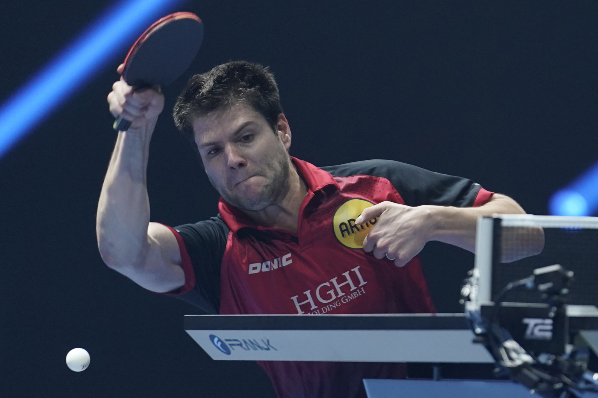 Ovtcharov and Samsonov drawn together in group stage at ITTF Men's World Cup