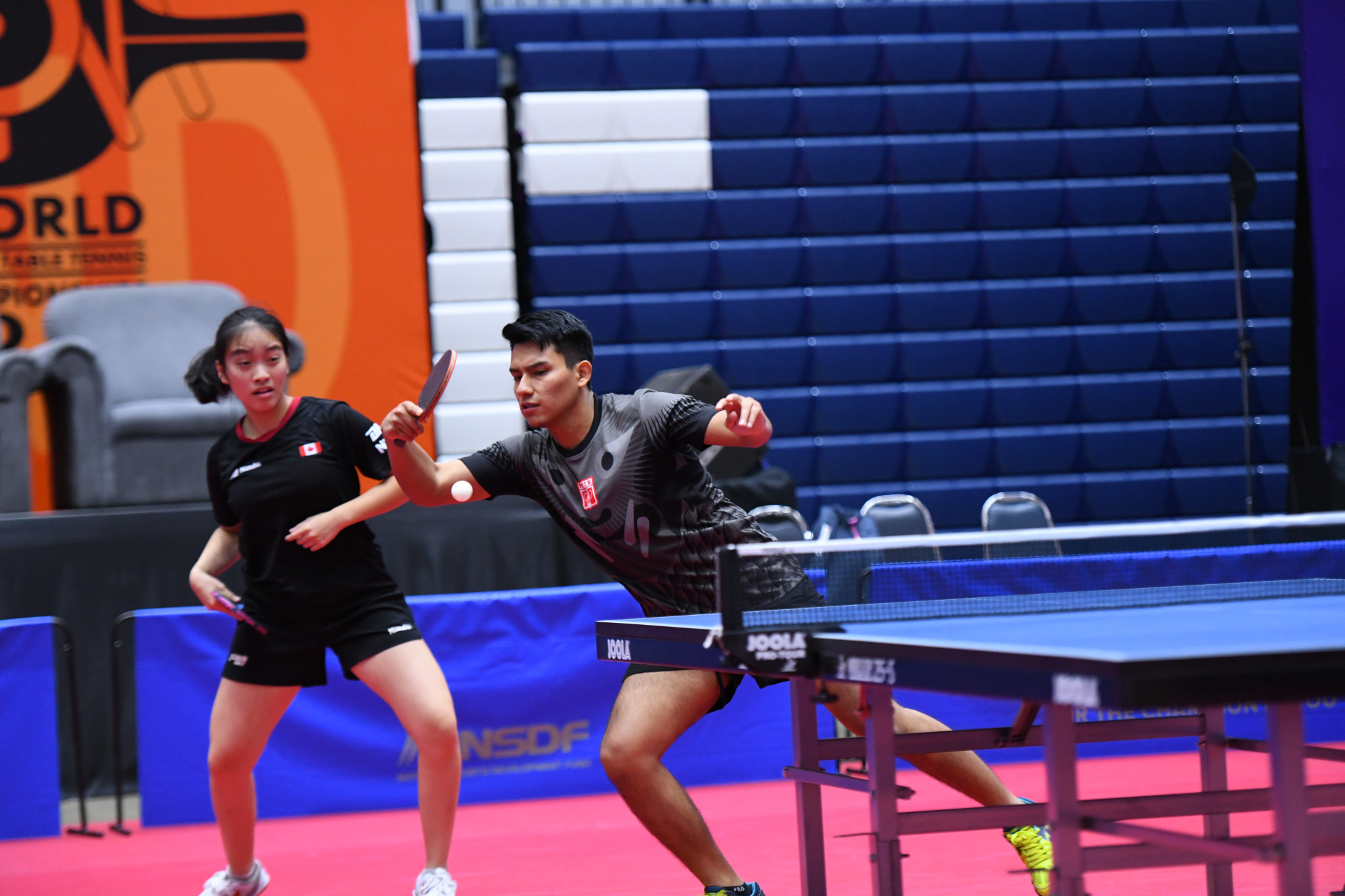 Mixed fortunes for group stage favourites at ITTF World Junior Championships