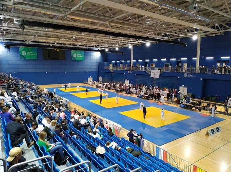 Sport Ireland Campus will play host to the three-day event ©WTE