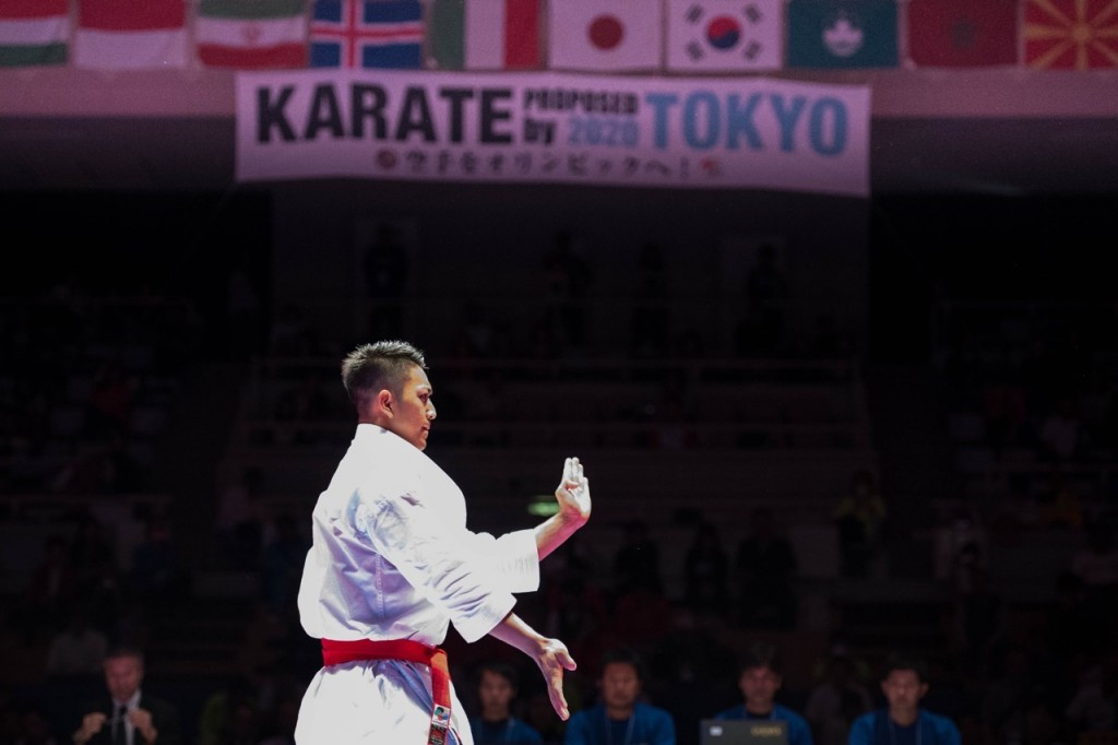 The 2015 Karate1 Premier League season finished today here in Okinawa
