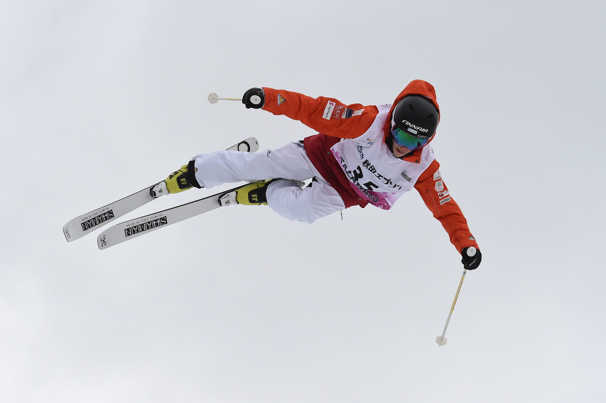 Freestyle skiing is among the disciplines to have blossomed during Gian-Franco Kasper's time as President ©Getty Images