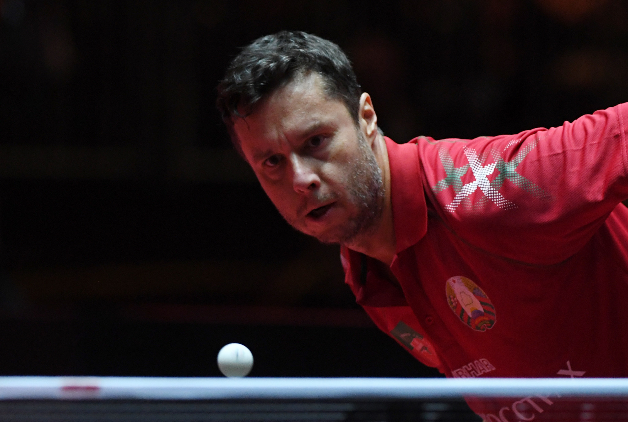 Samsonov fails to reach last 16 at ITTF Men's World Cup