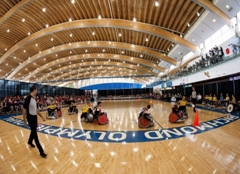 The Richmond Olympic Oval will be the venue for the 2020 IWRF Paralympic Qualification Tournament ©Kevin Bogetti-Smith/IWRF