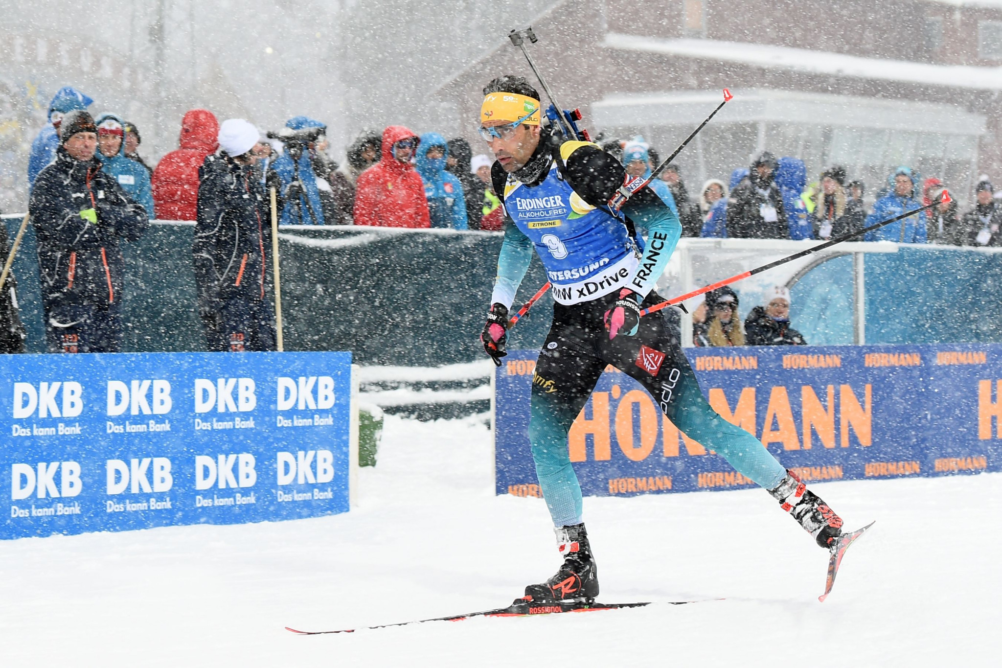 Fourcade aiming to bounce back from disappointing season at IBU World Cup