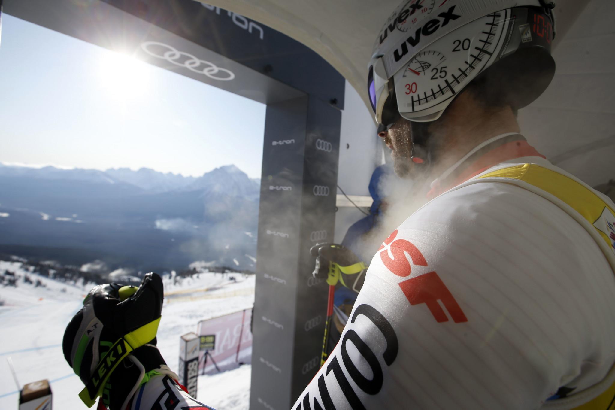 FIS Alpine Ski World Cup downhill season set to start at Lake Louise