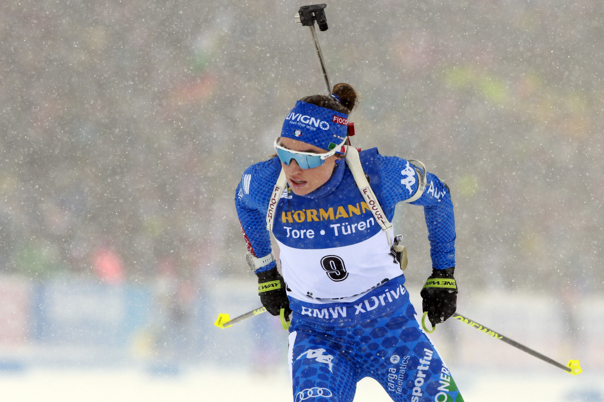 Dorothea Wierer will defend her overall women's crown ©Getty Images