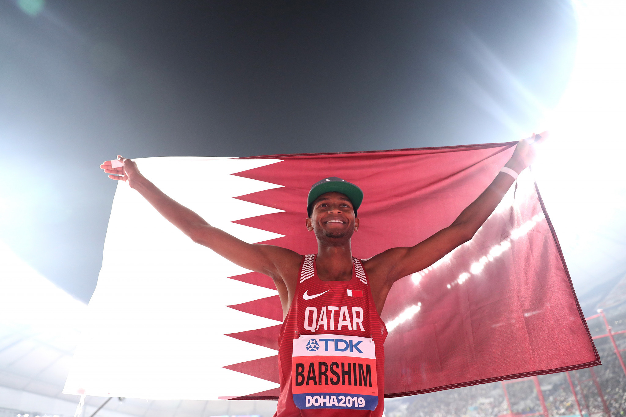 High jump star Barshim named male athlete of the year by Qatar Olympic Committee