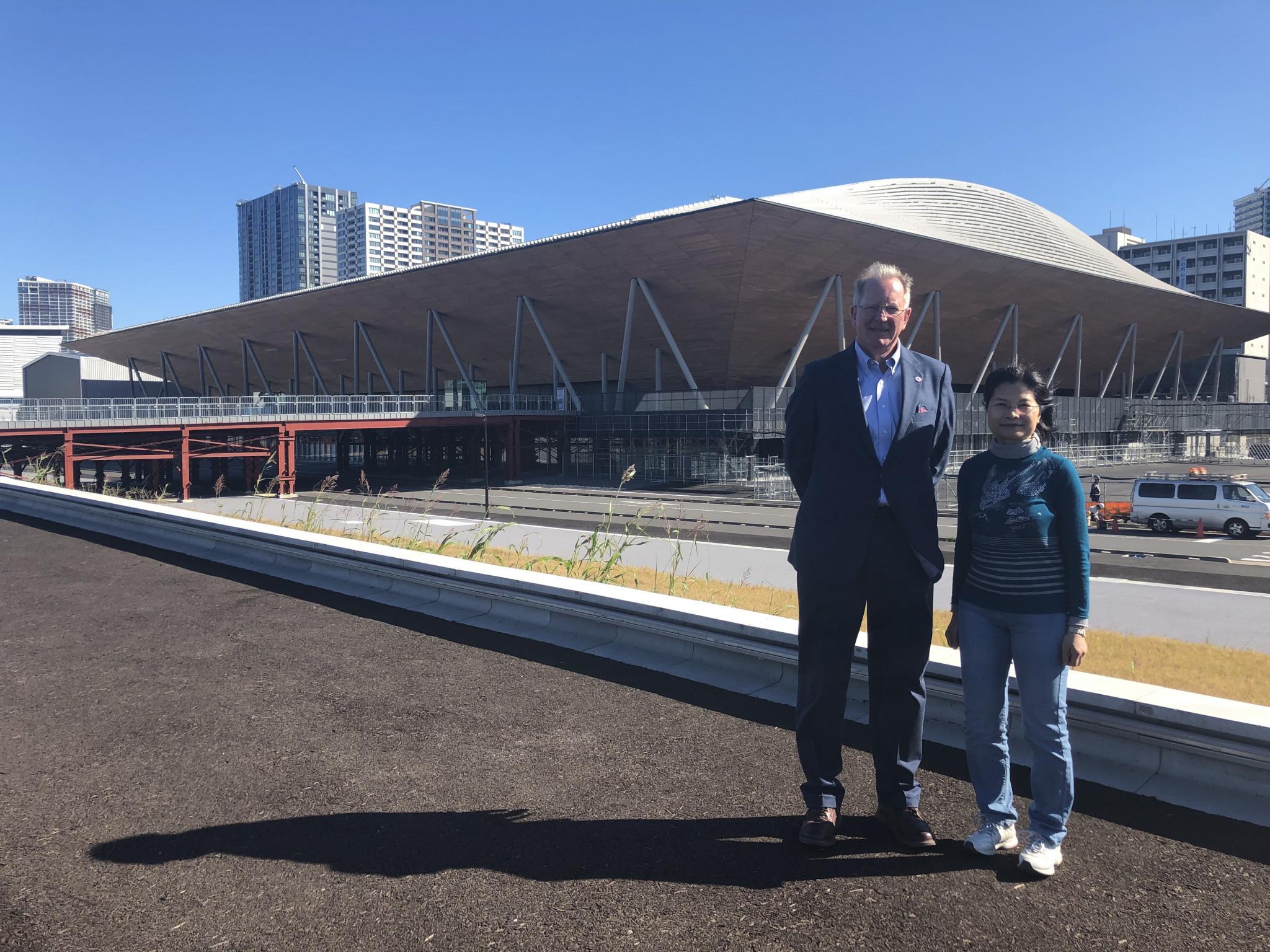 Tokyo 2020 boccia venue praised by BISFed