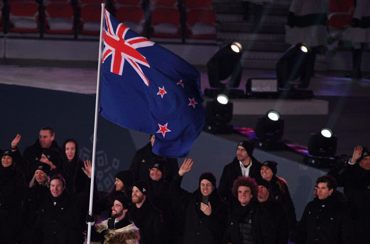 Coverage of New Zealand's team at Tokyo 2020 will be jointly broadcast by Sky TV and TVNZ ©Getty Images