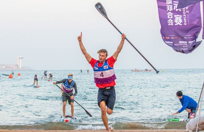 The ongoing dispute between the ISA and ICF could prevent SUP athletes from realising their Olympic ambitions at Paris in 2024 ©ISA
