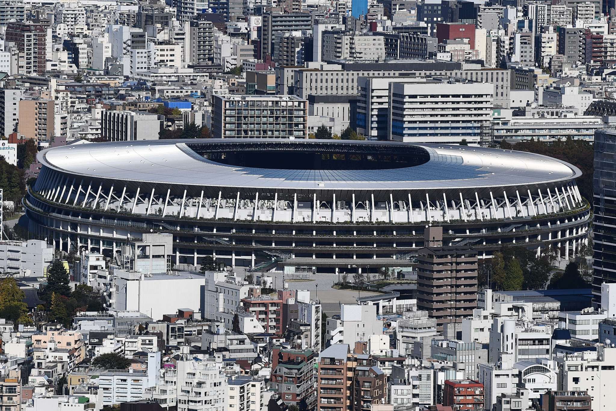 Tokyo 2020 National Stadium handed over to Japan Sport Council after completion