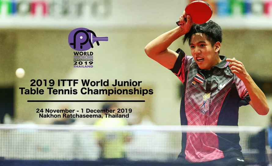 Quality semi-final line-up at ITTF World Junior Table Tennis Championships