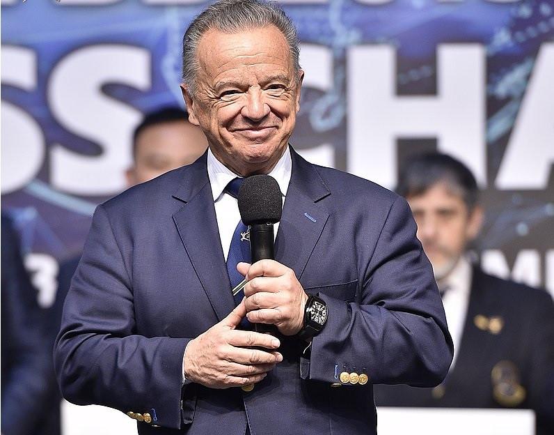 "IFBB President Santonja hails ""exciting"" World Fitness Championships"