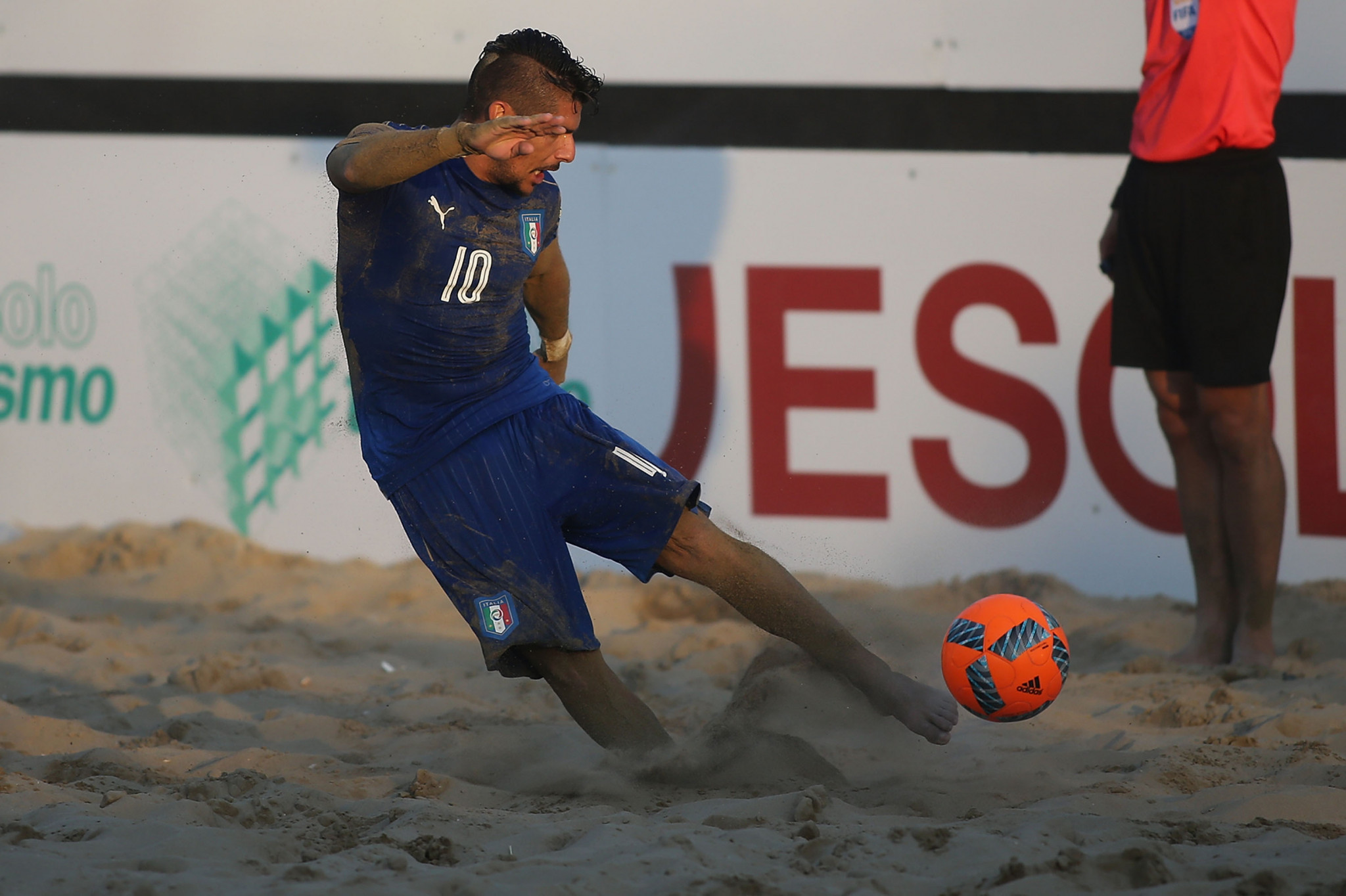 Italy and Portugal to clash in FIFA Beach Soccer World Cup final