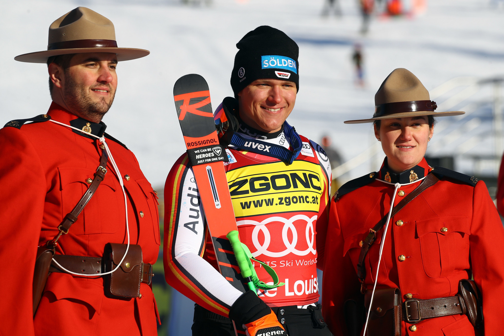 Thomas Dressen claimed a remarkable victory in Canada ©Getty Images