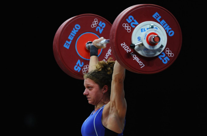 Bulgarian weightlifter Milka Maneva is currently serving an 18-month ban for doping