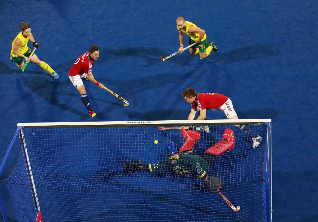 Britain beat world's best Australia to make it two wins from two at FIH World League Final