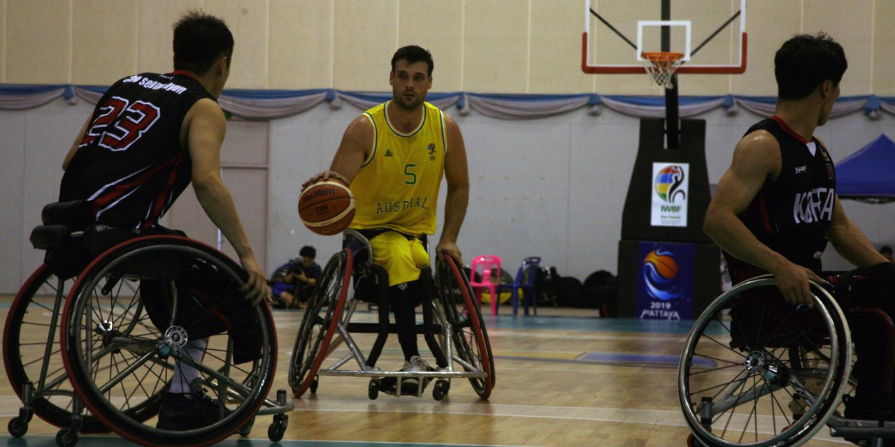 Australia have maintained their strong start at the IWBF Asia Oceania Qualifier in Pattaya ©IWBF