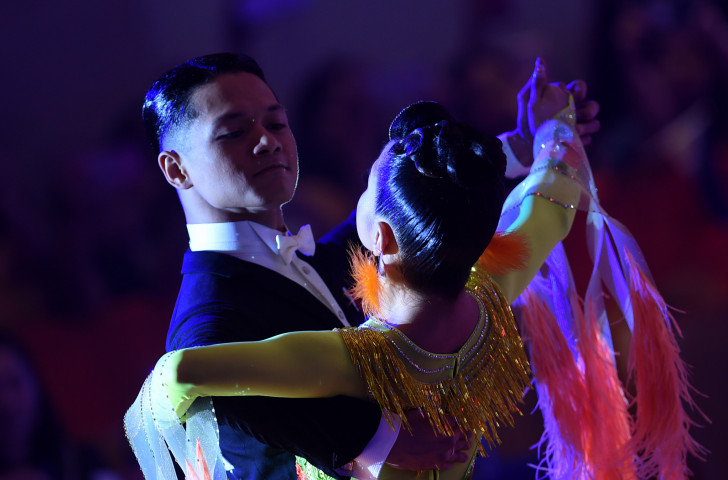 Dancesport provided the hosts with 10 gold medals on the opening day at the SEA Games in the Philippines ©Getty Images