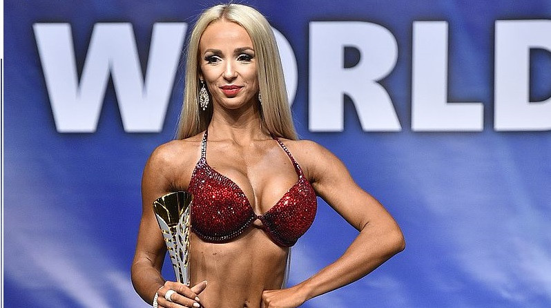 Russia top medal table as IFBB World Fitness Championships conclude