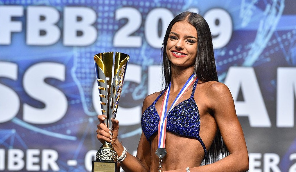 Slovakia earned all four golds available in the fitness discipline ©IFBB/EastLabs Photos