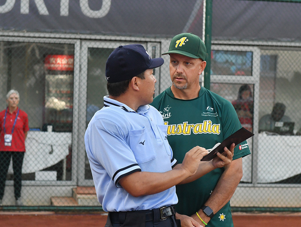 Harrow confirmed as Australia's softball head coach for Tokyo 2020