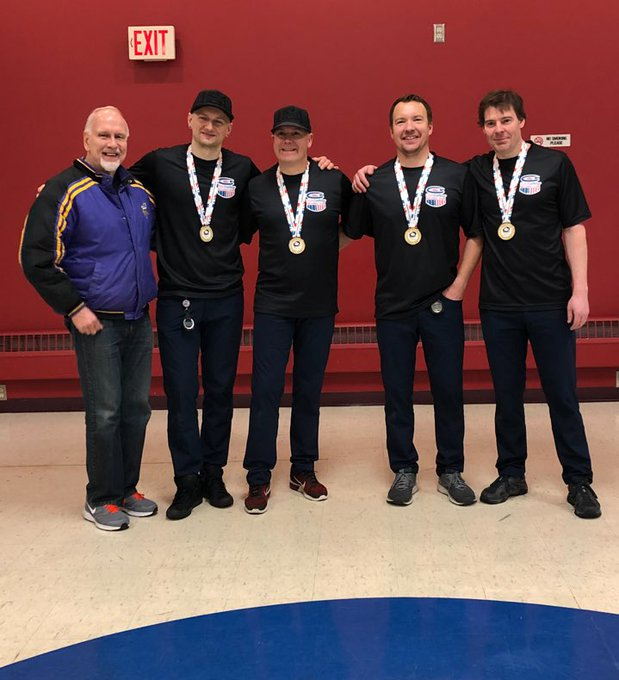 United States qualified for the 2020 World Curling Championships with victory at the Americas Challenge in Minnesota ©Twitter/Team Ruononen
