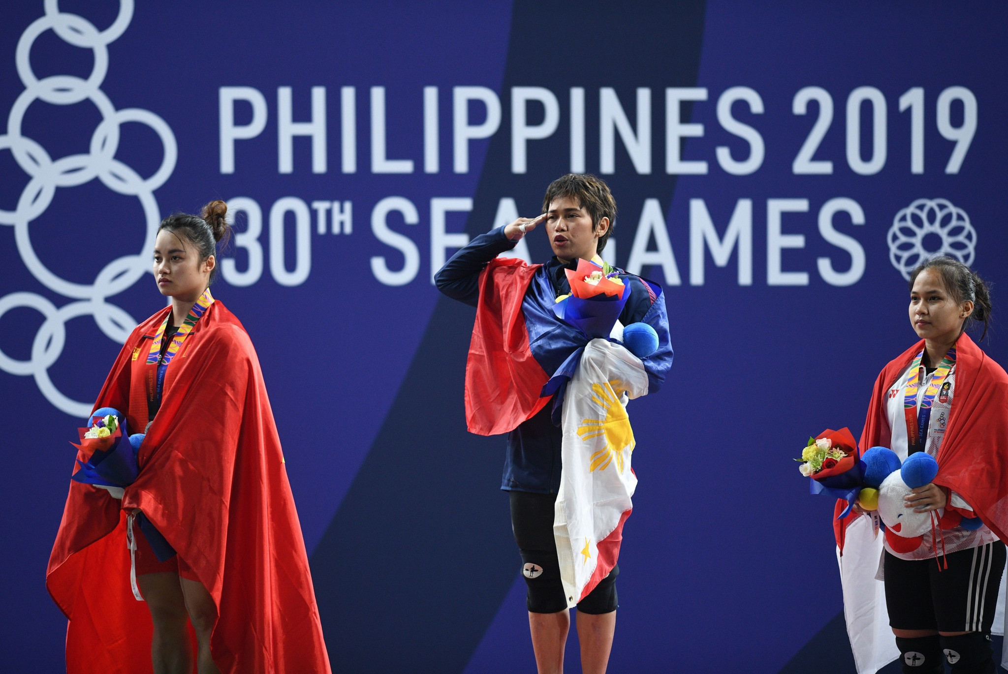 Hosts Philippines continue impressive start to Southeast Asian Games