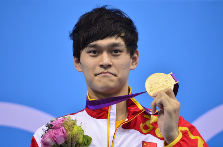 Despite winning two Olympic gold medals, Sun Yang's career has been marred by controversy