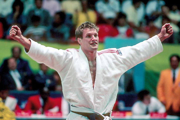Peter Seisenbacher became the first judoka to win back-to-back Olympic gold medals after claiming the top prize at the 1984 and 1988 Games in Los Angeles and Seoul respectively ©Getty Images