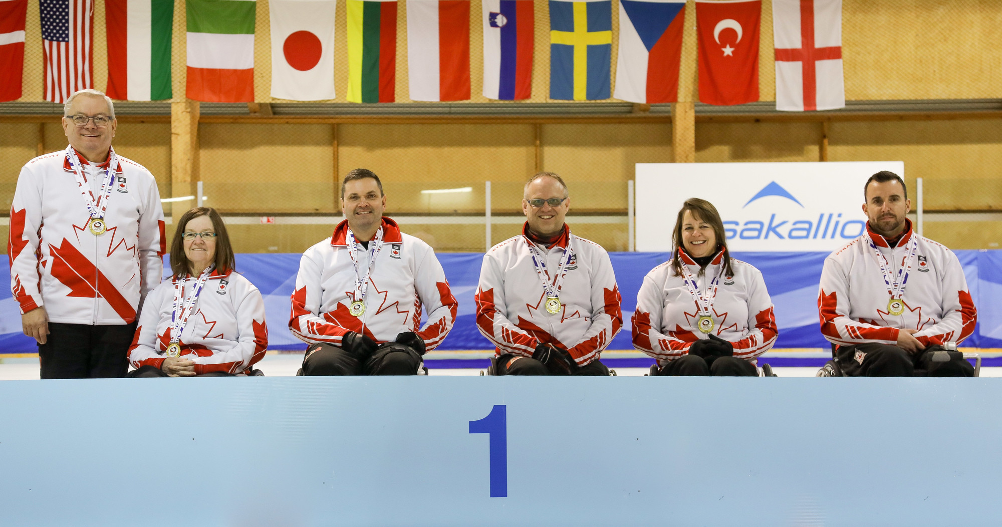 Canada triumph at World Wheelchair-B Curling Championship