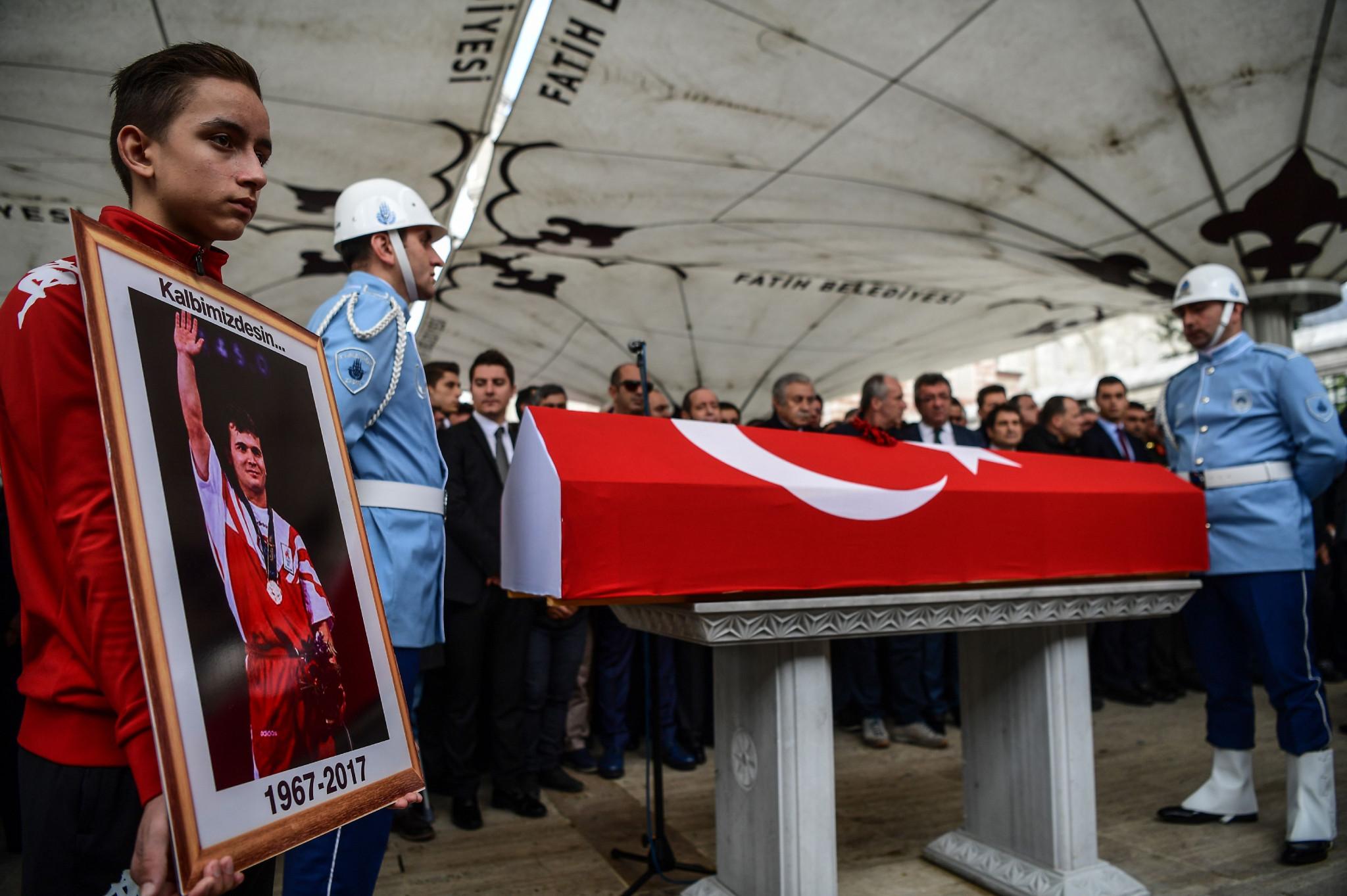 Naim Süleymanoğlu died in November 2017 ©Getty Images