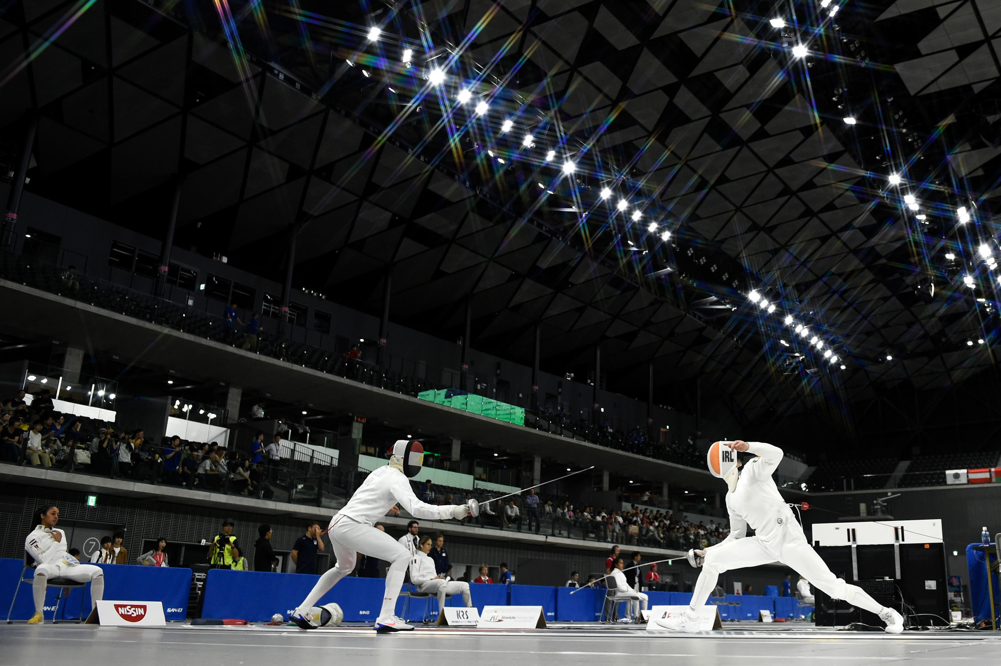 The 2021 modern pentathlon season is set to start with a World Cup in Budapest in March ©Getty Images